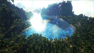 ARK Survival Evolved PS3 Wallpaper