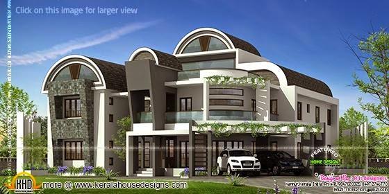 Unique house, Kerala