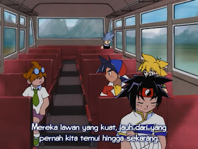 Bakuten Shoot Beyblade Subtitle Indonesia Eps 15