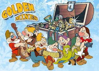 Golden Mines- Самый реальный заработок в интернете!