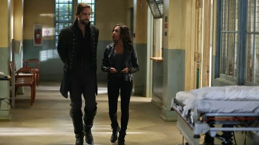 Sleepy Hollow S02E04. Go Where I Send Thee...
