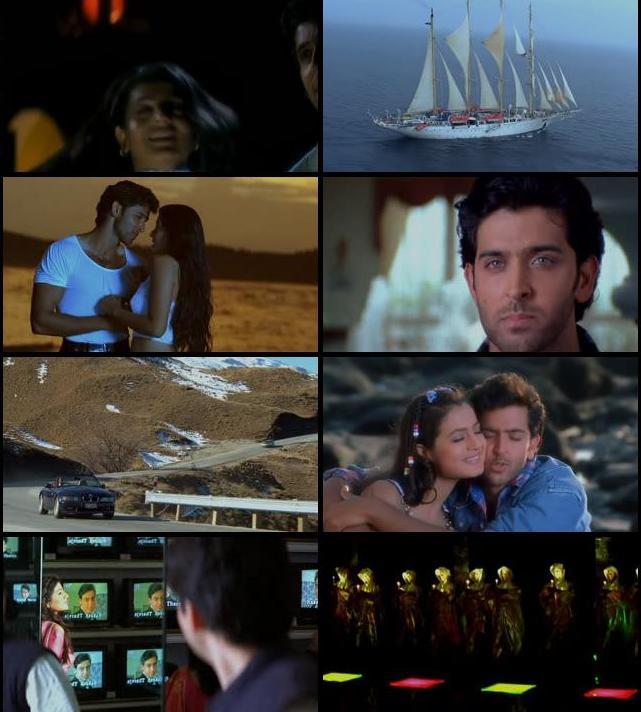 Kaho Na Pyaar Hai 2000 Hindi 480p HDRip