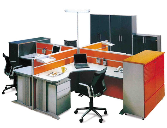 buy cheap used modular office furniture Denton TX for sale