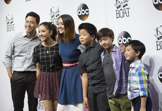 Rocky Coast News: Fresh Off The Boat Cast Meets Fans ...