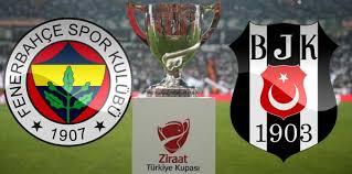 Fenerbahçe - Beşiktaş Canli Maç İzle 19 Nisan 2018