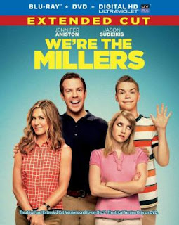We're the Millers (2013) Extended BRRip 480p 370MB Dual Audio ( Hindi - English ) MKV