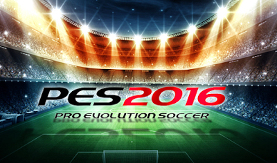 Pro Evolution Soccer (PES ) 2016 Apk + Data For Android Terbaru