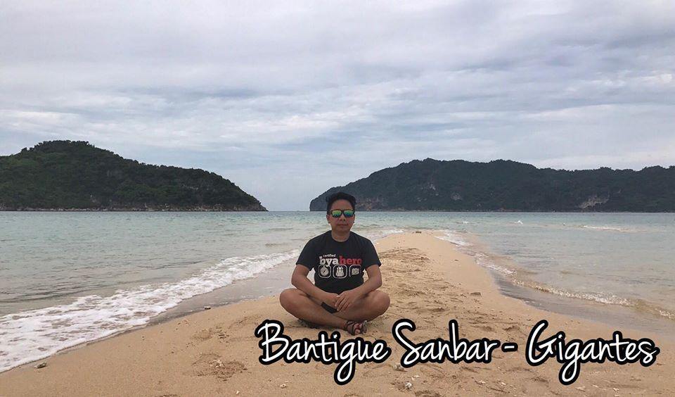 bantigue sandbar gigantes island iloilo