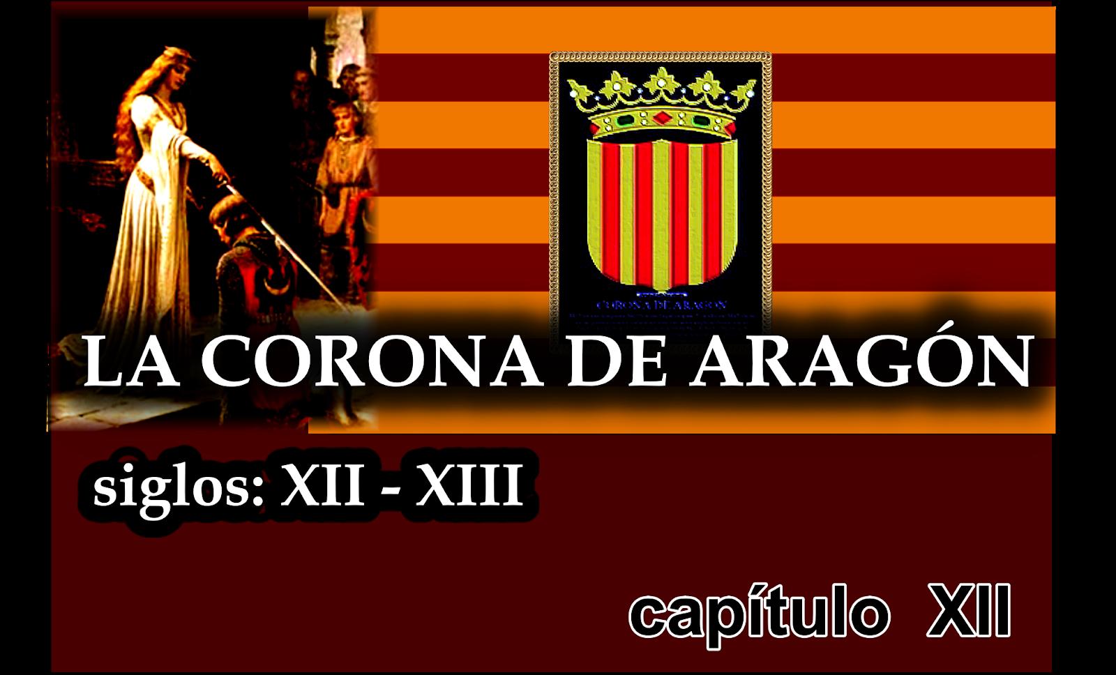 4a32fc2aca3e La enigmática Edad Media.  12  LA CORONA DE ARAGÓN  SIGLOS XII - XIII
