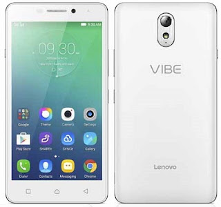 Lenovo Vibe P1ma40 official firmware download
