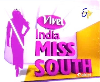 India Miss South 2012 Contest