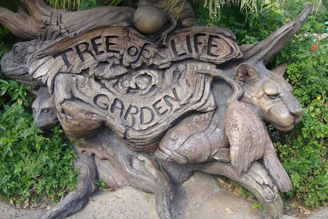 Árvore símbolo do Animal Kingdom