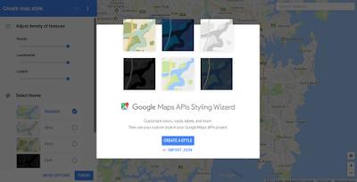 Membuat Style Maps Menggunakan Styling Wizard