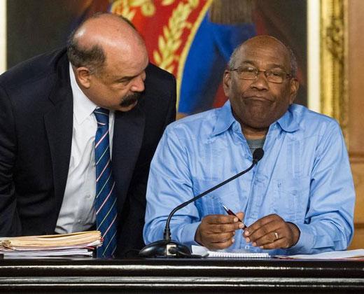 'La revolución atraviesa momento peligroso', dijo vicepresidente venezolano