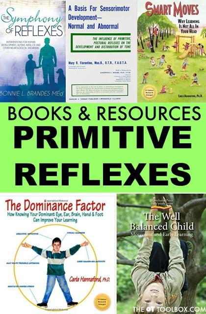 Books About Primitive Reflexes