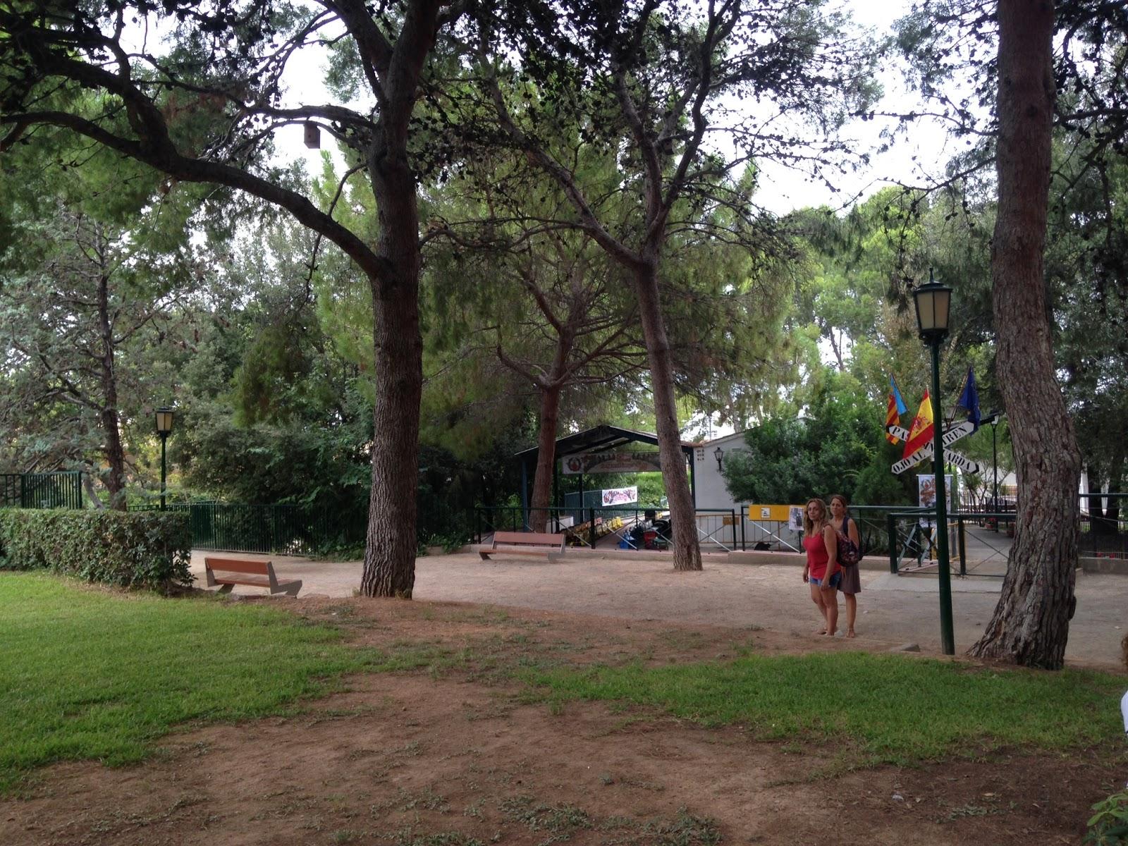 Parque Maldonado: picnic y diversión en familia a un paso de Valencia