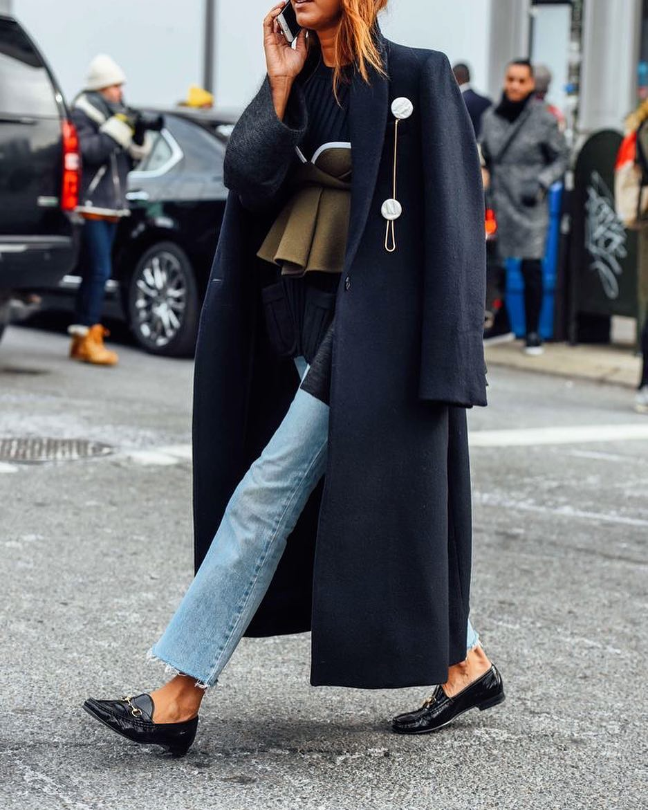 Winter Street Style Outfit Ideas