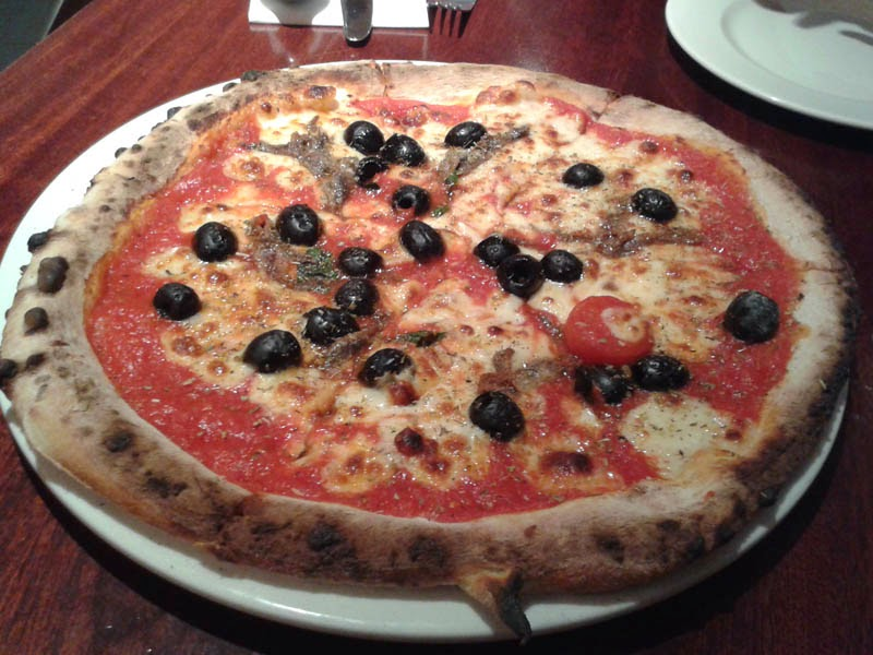al duomo brighton pizza review