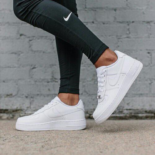 Nike Air Force Mujer Blancas