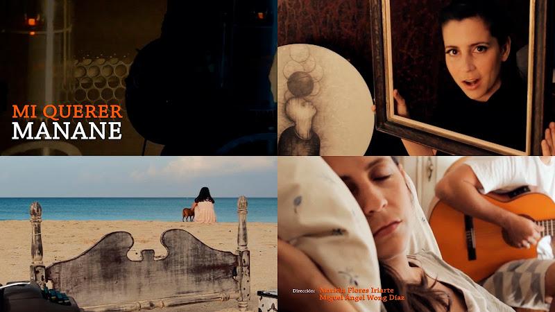 Manane - ¨Mi querer¨ - Videoclip - Dirección: Mariela Flores - Miguel Ángel Wong. Portal del Vídeo Clip Cubano