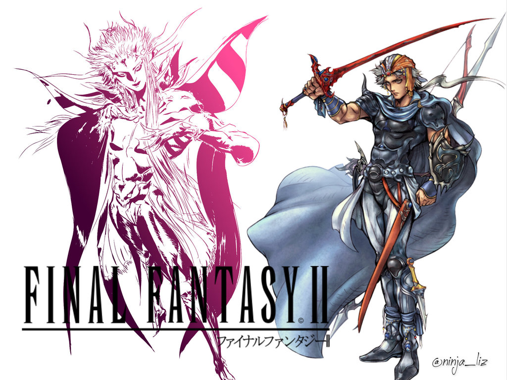 Final Fantasy 2 APK Mod V50Data Offline Unlimited Gils