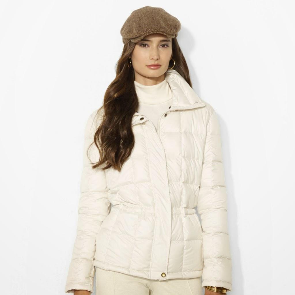 Ralph Lauren Baby Girl Winter Coat