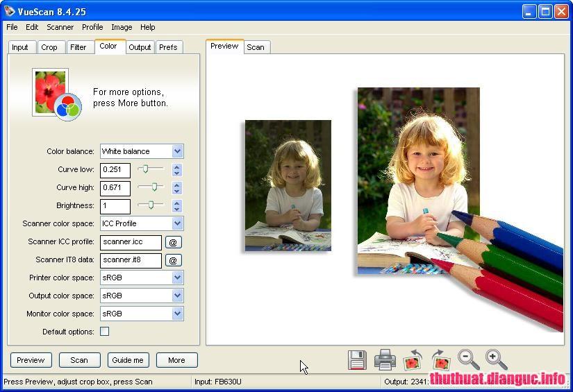 Download Vuescan Pro 9.6.24 Full Cr@ck – Phần mềm scan ảnh chất lượng cao