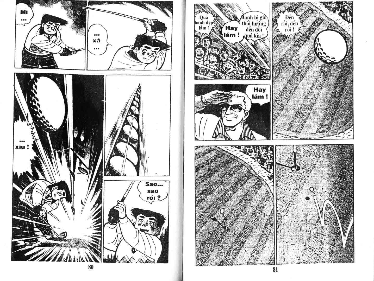 Ashita Tenki ni Naare chapter 46 trang 40