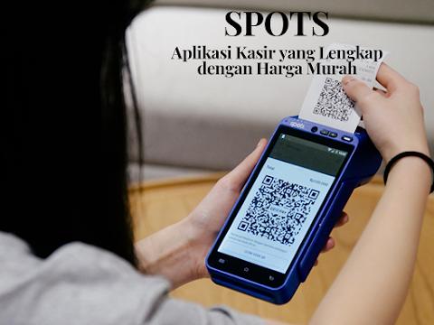 SPOTS: Aplikasi Kasir yang Lengkap dengan Harga Murah