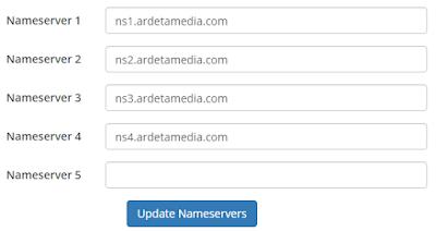 Cara Menghubungkan Domain dengan Hosting