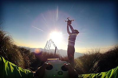 Pico dos Três Estados. Foto: acervo do Projeto Drone da Montanha