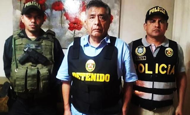 Alcalde de Chiclayo, David Cornejo Chinguel