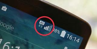 Cara Menggunakan Bonus Kuota Internet 4G di HP 3G