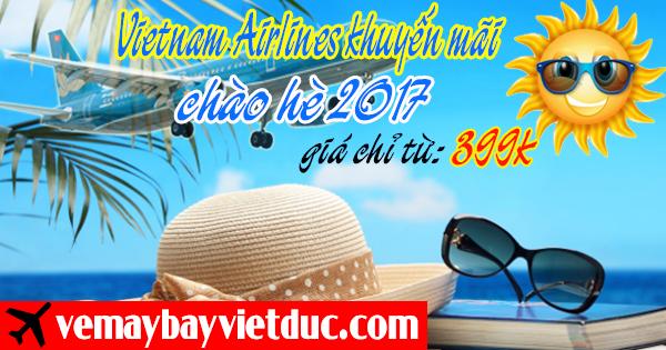 vé khuyến mãi các chặng bay nội địa giá chỉ từ 399k