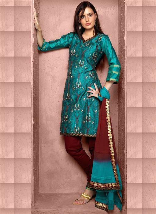 Punjab Trip: Designer Suits For Girls