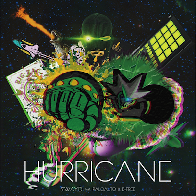 [Single] S`WAY.D – Hurricane