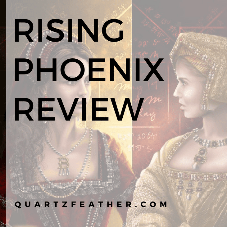 Rising Phoenix By Hunter S. Jones Review