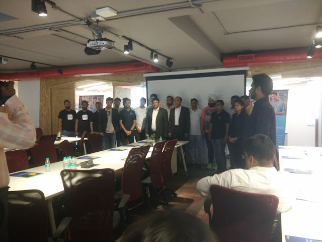 Venture Catalysts brings together VCs and seed funded start-ups with 'VC Interact' at its Andheri East Facility