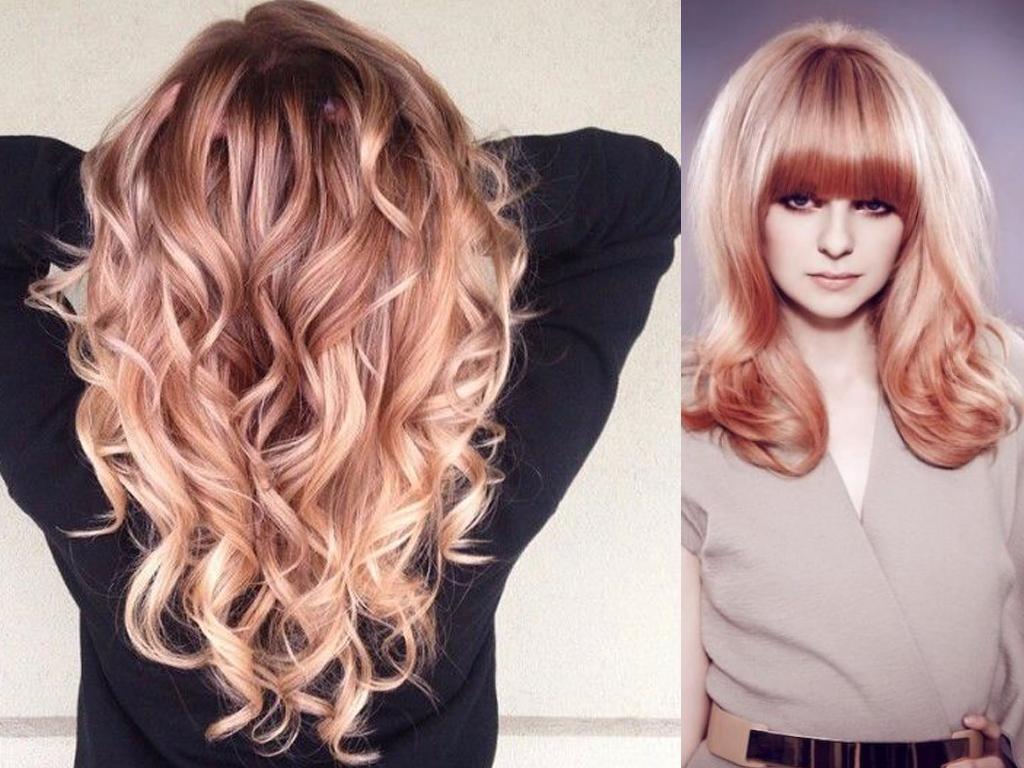 Hair Style Da: Vanity Hair Style: Tonalità Colore Capelli Primavera
