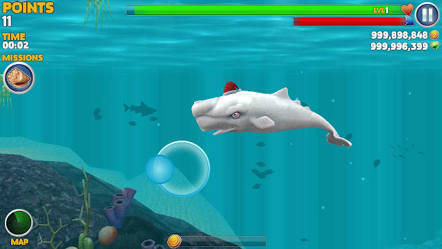 download hungry shark mod apk