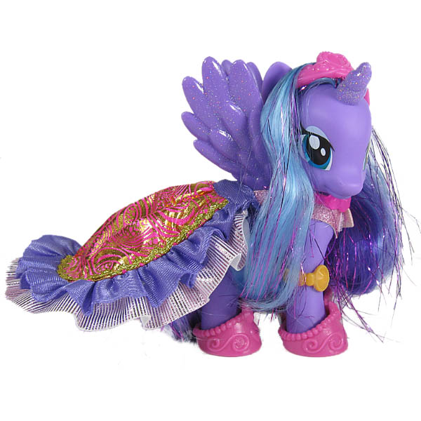 My Little Pony Fashion Style Princess Luna Brushable Pony Mlp Merch