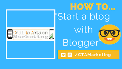 How to Start a Blog with Blogger