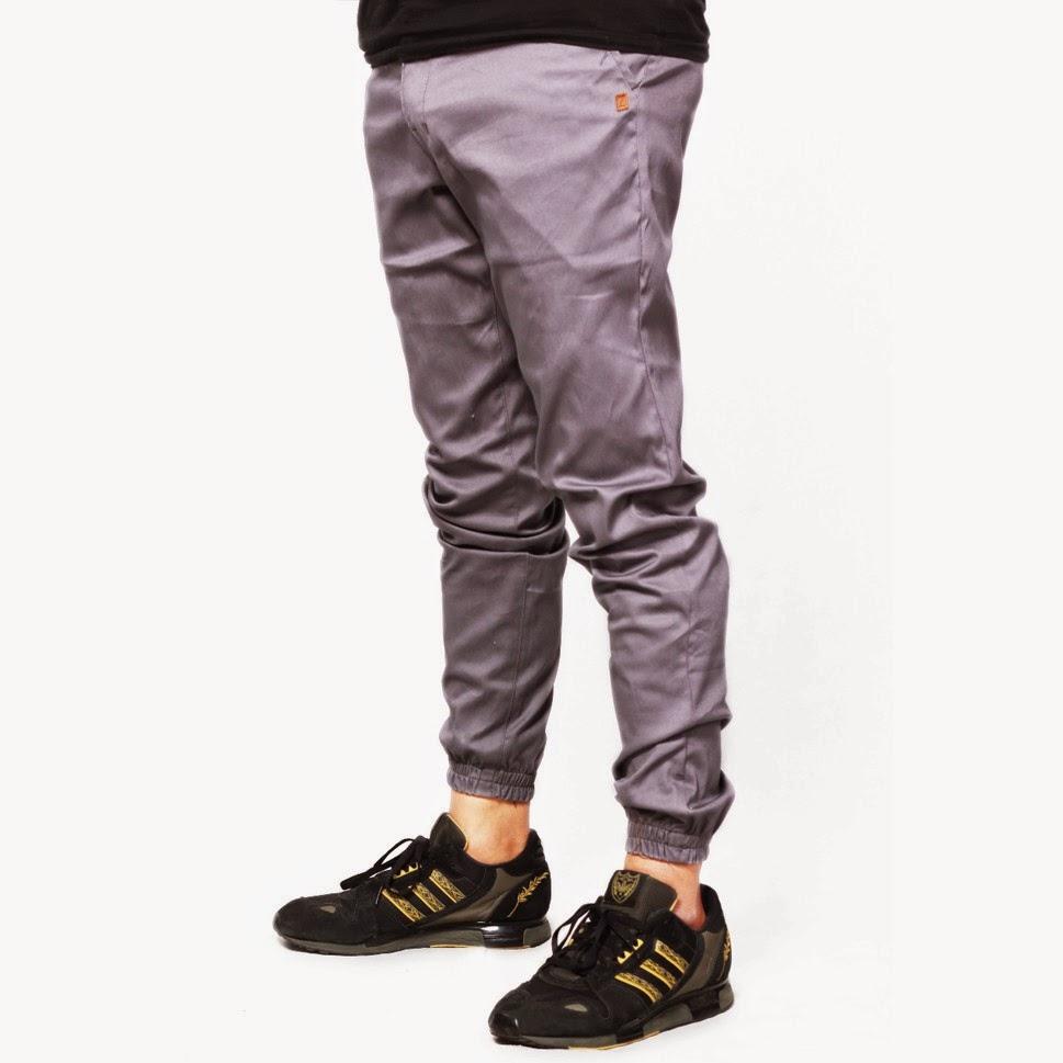 Celana Jogger Pria Batik: Celana Jogger Pria