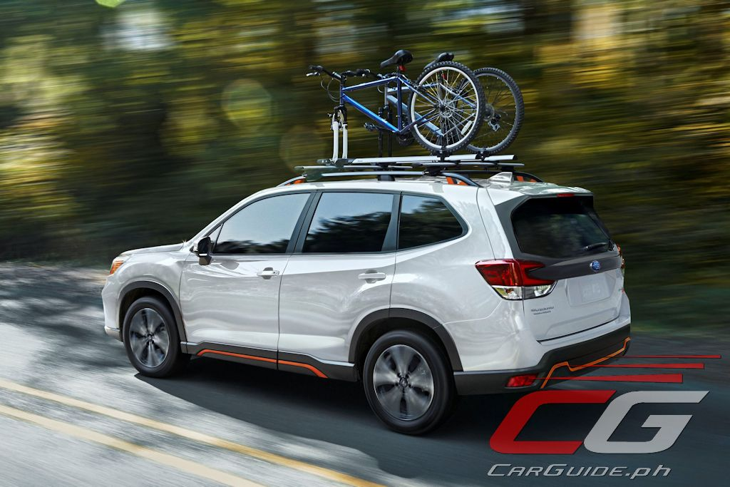 Subaru Presents 2019 Forester The Most Capable Roomiest Safest
