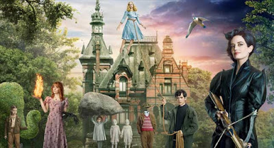 MISS PEREGRINE'S HOME FOR PECULIAR CHILDREN 7.0/10