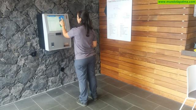 Los Centros de Interés Turístico de La Palma superan ya las 27.000 visitas