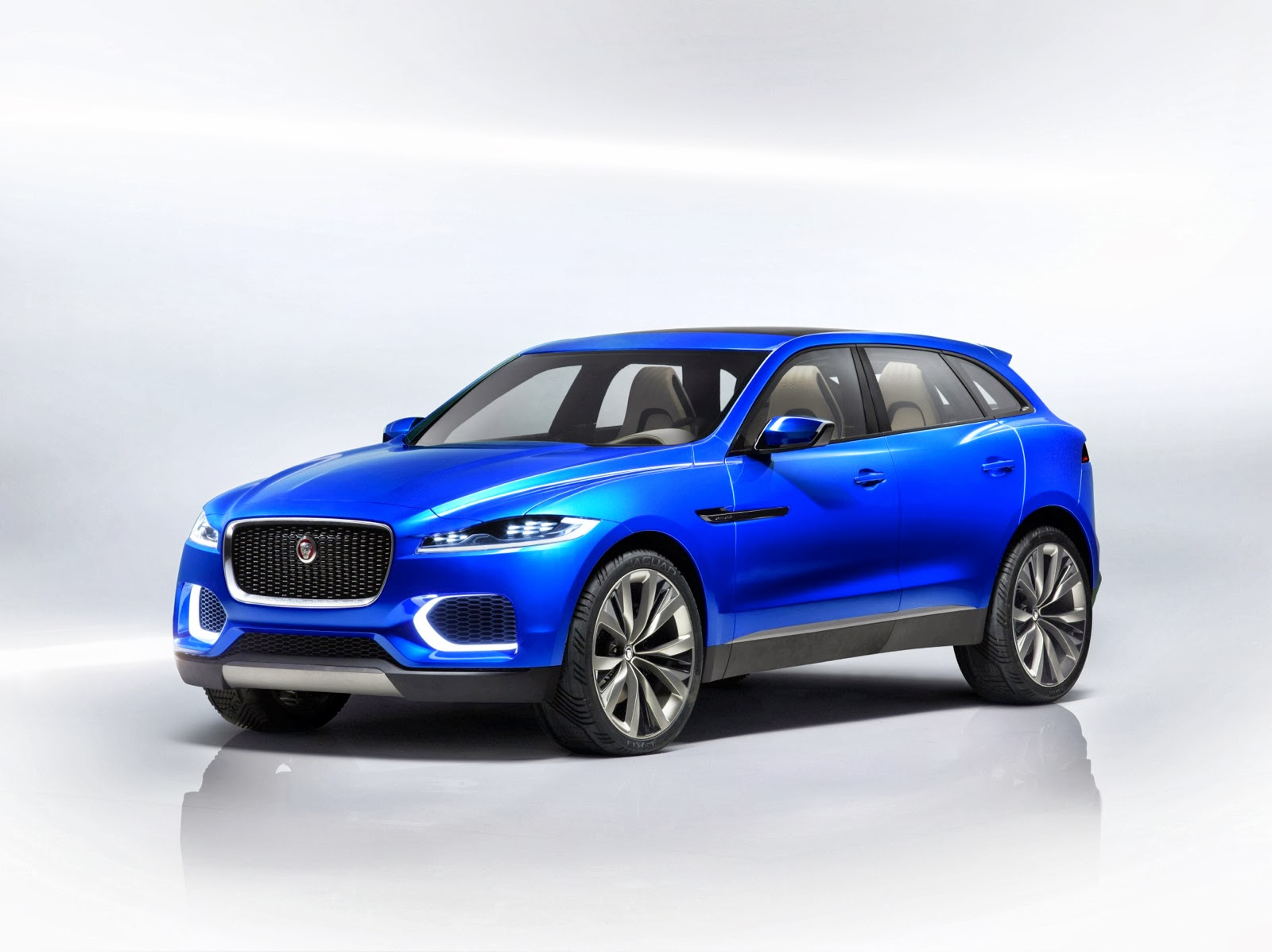 Jaguar C-X17 Concept: An SUV for the Leaping Cat Enthusiast
