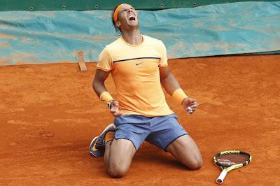 TENIS - Masters 1000 Montecarlo 2016: Nadal se reencuentra con la victoria en la tierra de Montecarlo
