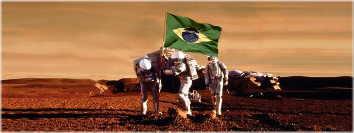 brasileiros em Marte
