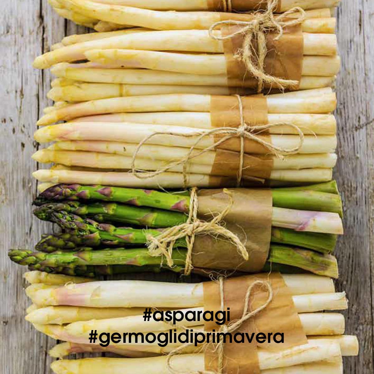 Come cucinare gli asparagi bianchi al forno senza burro ...